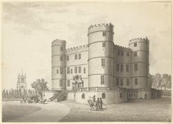 Lulworth Castle f.147